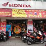 ホーチミンでHONDAバイクディーラーへ行ってみた!