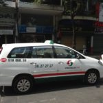 ホーチミンではVINASUN(ビナサン)タクシーに乗ればよいかと思います!