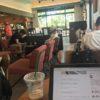 スターバックスコーヒー 沖縄読谷店でコーヒータイム