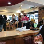 台北でデリバリーサービス