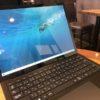 Surface Laptop 3(13.5インチ)にfoteniteをインストールしました!