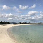 東浜と東崎をウォーキング