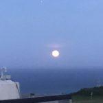 日の出、月の出、サンセット